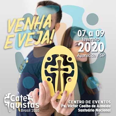 Catequistas Brasil 2020 – mobile